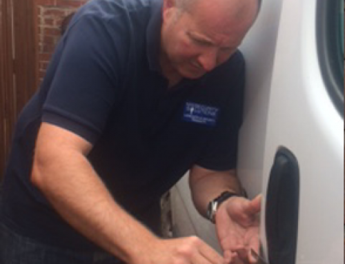 Locked Out of Your Van and Need a Locksmith?